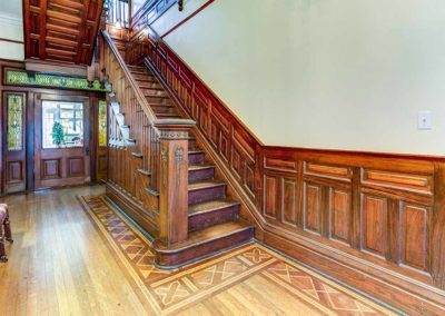 Isabella B & B - hall and staircase photo