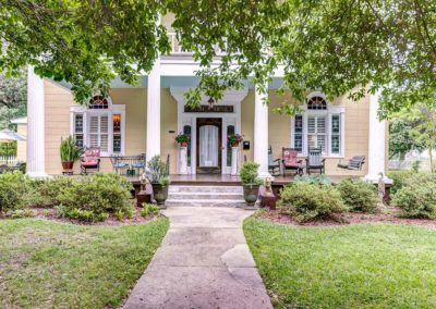 Isabella B&B - Port Gibson, MS - front view