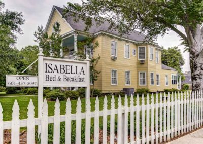 Isabella Bed and Breakfast - Port Gibson, MS