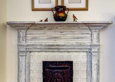 Isabella Room - Fireplace