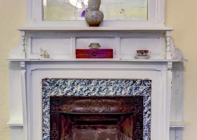 Nancy Room - fireplace